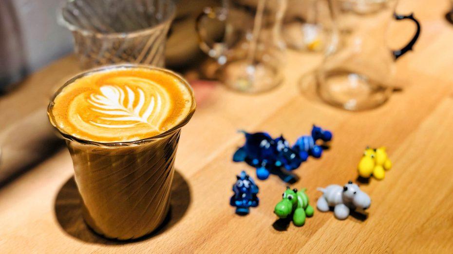 1200 Derece Cam Atölyesi - Kafe